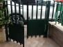 cancello pedonale id77